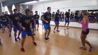 Ramaciotti hace bailar a su equipo como Ricky Martin para evitar el descenso