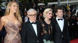 De Gala. Allen en Cannes.