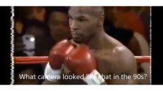 ¿hubo un adelantado en el tiempo en una pelea de tyson de 1995?