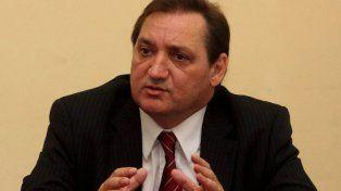 Inalterable. Genesini dijo que el empleo público en Santa Fe no se modificó.