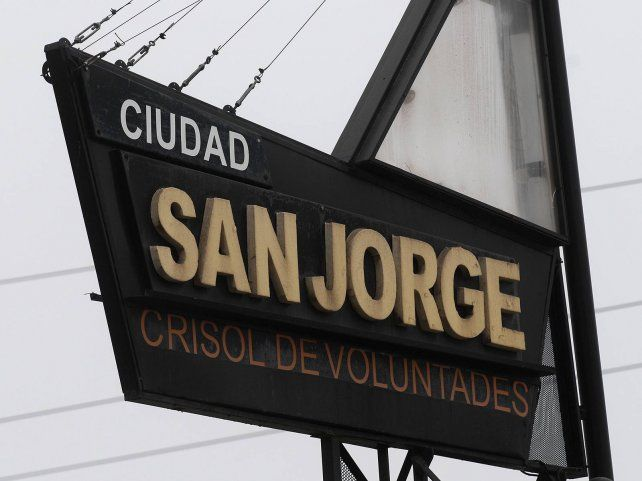 La ciudad de San Jorge