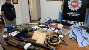 Se investiga el destino que tuvieron varias armas secuestradas. (Foto: La Capital/Archivo)