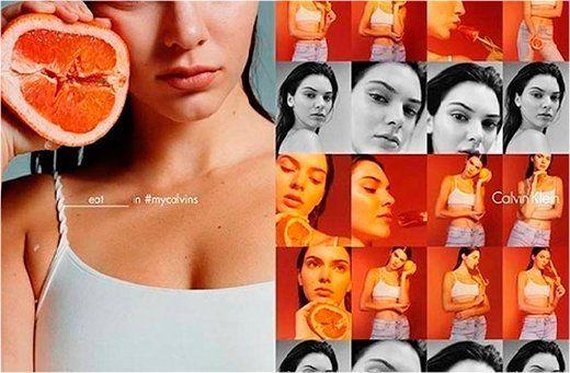 La campaña de Calvin Klein despertó cientos de comentarios sobre la exposición del cuerpo en las publicidades.