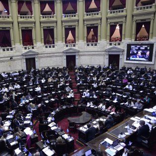 Los diputados de la oposición no lograron el quórum para tratar el proyecto que ya tiene media sesión en el Senado.