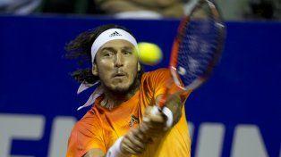 Pico Mónaco dejó en el camino al vigente campeón de Roland Garros.