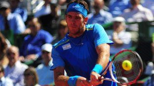 Del Potro se presentará en Wimbledon y después podría jugar la serie de la Davis ante Italia.