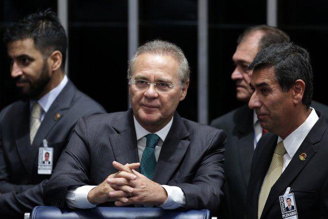 El presidente interino Temer quiere unificar Brasil con un gobierno de salvación nacional
