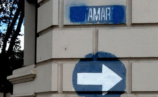 Vivo en la calle Amar