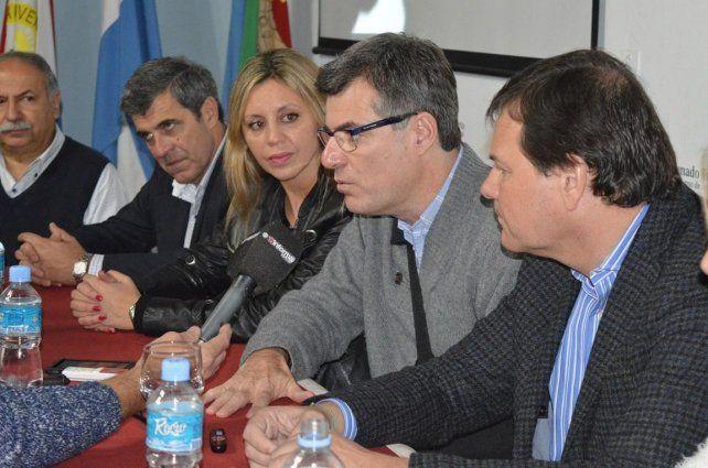 Reunión. Pieroni