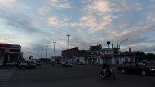 Avellaneda y Seguí. La esquina donde ocurrió la tragedia a partir del encontronazo de ambos rodados.