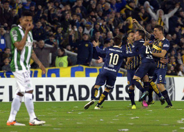Central le ganó con autoridad a Atlético Nacional y ahora espera la revancha con tranquilidad