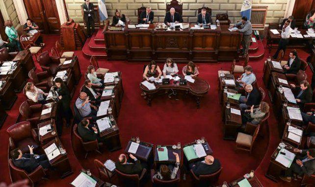 La Cámara de Diputados de la provincia de Santa Fe