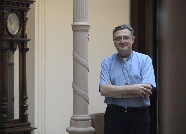 El arzobispo Eduardo Martin se refirió al duro documento emitido ayer por la Conferencia Episcopal.