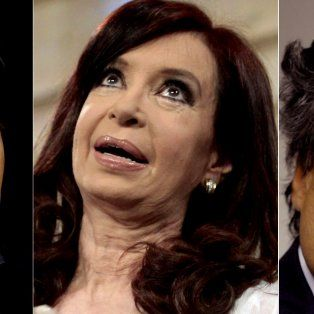 Kiciloff, Cristina y Vanoli, procesados por Bonadío.
