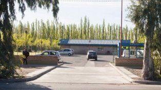 La guardería del hospital de Neuquén donde sucedió el hecho. (Foto: Gentileza LM Neuquén).