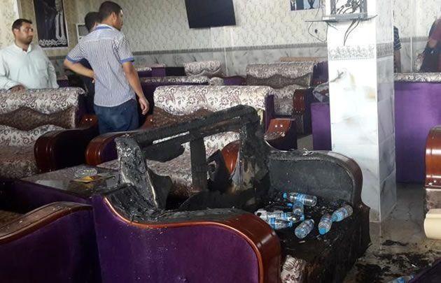 Trece muertos en un ataque a una peña del Real Madrid en Irak