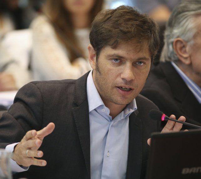 Kicillof contraatacó luego del procesamiento dictado por Bonadío.