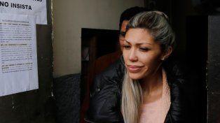 La denunciante Gabriela Zapata.