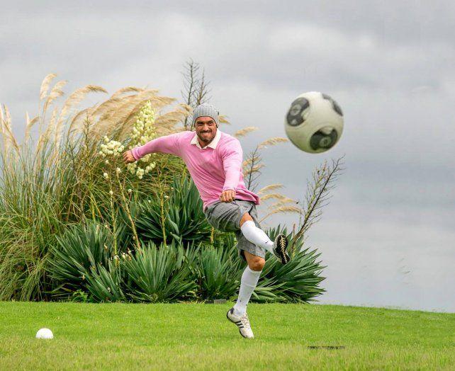 Golpe. Es un deporte para todo físico y estado de entrenamiento.