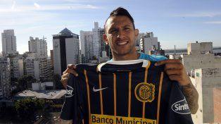 Montoya fue el goleador en le victoria canalla ante el paysa de Medellín.