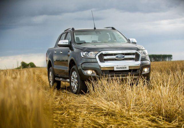 La nueva Ford Ranger sale al mercado.