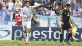 Un golazo de Pol Fernández cambió la historia del partido.