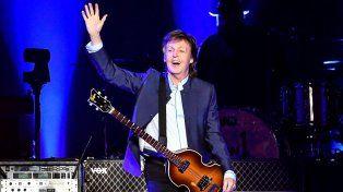 Hola argentina. Paul se presenta hoy en Córdoba y el martes y jueves en el Estadio Único de la Plata.