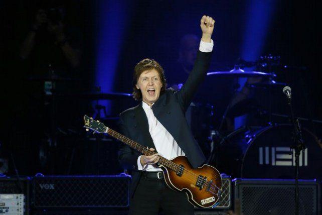 El músico sorprendió al público de Córdoba.