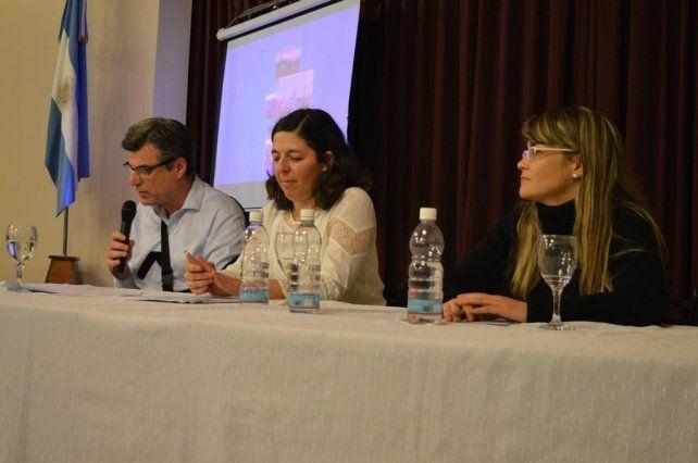 Etapas. Al lanzar el nuevo ciclo anunciaron la aplicación de estrategias para ampliar los derechos ciudadanos.