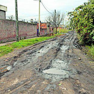 Al sur del sur. El asalto ocurrió el sábado cerca del asentamiento La Tablita de Villa Gobernador Gálvez.
