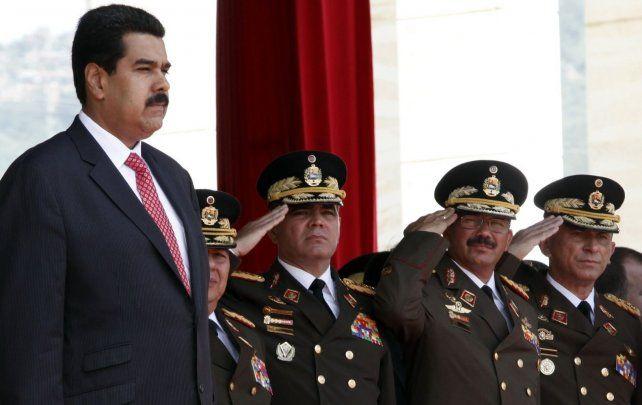 El chavismo descartó el referendo revocatorio