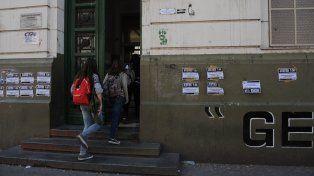 El Poli es una escuela secundaria que depende de la UNR.
