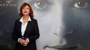 Susan Sarando participó de una charla sobre la película Thelma y Louise organizada por Variety.