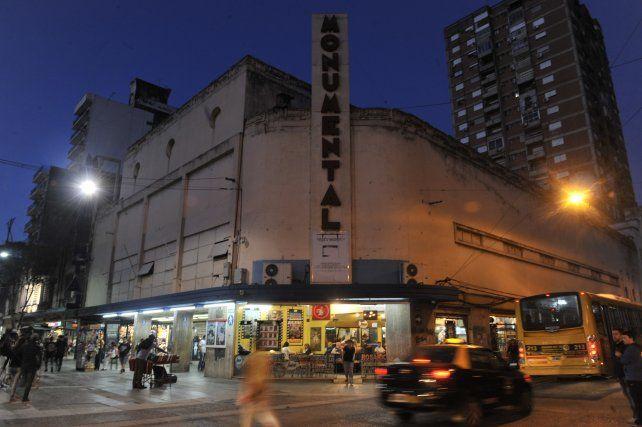 El complejo de cines Monumental