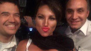 Vicky Xipolitakis puso en peligro un vuelo a Rosario de la aerolínea Austral.