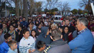 La justicia dictó prisión preventiva para el acusado de femicidio en Oliveros