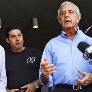 Lammens, Angeliic y DOnofrio presentaron la renuncia al comité de la AFA.
