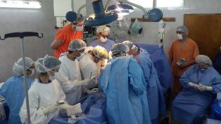 En la actualidad existen cuatro unidades de procuración y trasplantes de órganos en hospitales públicos.