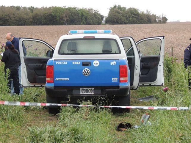 Delgado fue hallado muerto el pasado 23 de octubre en una camioneta policial sobre la ruta 14.