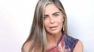 La ex modelo. De 51 años.