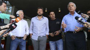 Claves. Los presidentes de Racing (Blanco)