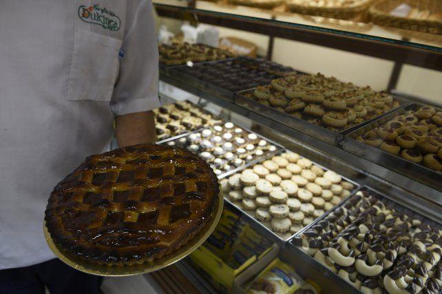 Las panaderías sufren los aumentos en los costos.