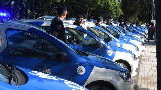 Hubo manejos pocos claros en la contratación de talleres para reparar vehículos policiales