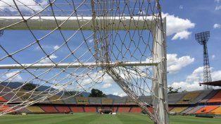 El estadio Anastasio Girardot