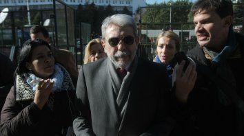 Aníbal F estuvo en los tribunales de Comodoro Py y deslindó responsabilidades del anterior gobierno en la causa de Fútbol Para Todos.