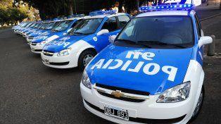 El mantenimiento de los móviles policiales escondía una maniobra de deraudación de la administración pública.