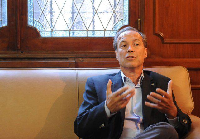 El socialismo debe ser alternativa al gobierno de Macri, afirmó Giustiniani