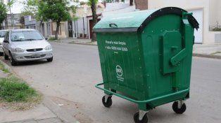 Llegaron más de 500 nuevos volquetes y 4 camiones recolectores de residuos