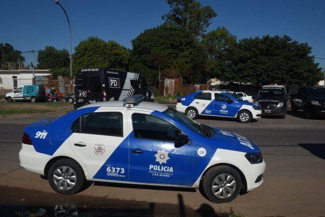 La denuncia judicial habla de manejos irregulares en la reparación y mantenimientos de móviles policiales.