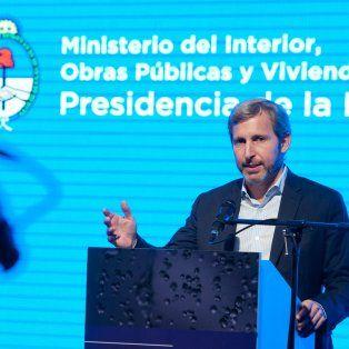 Rogelio Frigerio, ministro del Interior de la Nación.